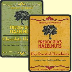 Dry Roasted and Chocolate Hazelnut Combination